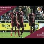 Dartford 1 vs 1 Chelmsford City - Extended Highlights