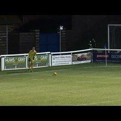 Bangor 3-1 Y Drenewydd