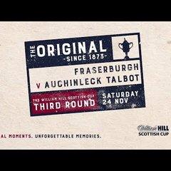 Fraserburgh 0-1 Auchinleck Talbot | William Hill Scottish Cup 2018-19 – Third Round
