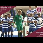 Chelmsford City 0 vs 4 Oxford City - Highlights