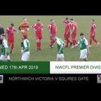 [NVTV] [NWCFL] Northwich Victoria v Squires Gate FC [HIGHLIGHTS]