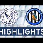 Thatcham Town FC Development vs Old Bradwell Utd Development Highlights!