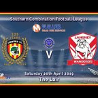 HIGHLIGHTS - Lingfield FC v Langney Wanderers - League - 20-04-19