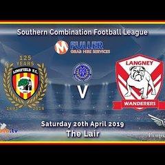 HIGHLIGHTS - Lingfield FC v Langney Wanderers - League - 20-04-19