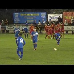 Banbury United 2 Stratford Town 1 - 3 Dec 2016 - Match Highlights