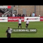 CTTV Highlights: Corby Town 6-1 NLC legends: