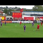 Banbury United v Shildon - FA Cup - 30 Sep 2017 - The Goals