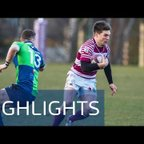 BT Premiership & BT National 1 Highlights
