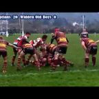 Old Cryptians v Widden Old Boys (Wadworth 6X Gloucester 1, 2017/18)