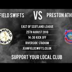 Jeanfield Swifts Vs. Preston Athletic 6-1 | East of Scotland League Highlights