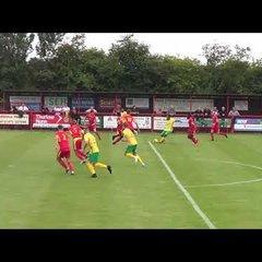 Highlights: Needham Market Vs Barwell FC