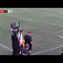 CTTV Highlights: Romulus 0-2 Corby Town: