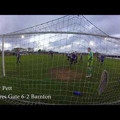 Goal Cam: Squires Gate 6-4 Barnton