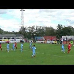 Banbury United 5 Dorchester Town 1 - 12 Aug 2017 - The Three First Half Goals