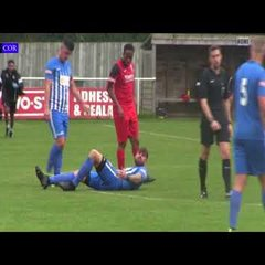 CTTV HIGHLIGHTS: MARKET DRAYTON 1-2 CORBY TOWN: