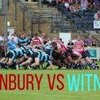Banbury Bulls v Witney (SW1 East) - Sat 2nd Sept '17