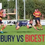 Banbury Bulls v Bicester - Sam Miller Cup - Sat 9th Sep '17
