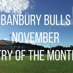 Bulls Try of the Month - Nov '17
