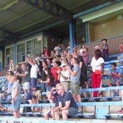 Leopards Fans Celebrate Cup Final Win