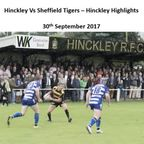 Hinckley Vs Sheffield Tigers - Highlights