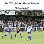 Sale Vs Hinckley - Highlights