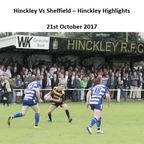 HInckley Vs Sheffield - Highlights