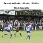Tynedale Vs Hinckley - Highlights