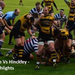 Stourbridge Vs Hinckley - Highlights