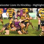 Leicester Lions Vs Hinckley - Highlights