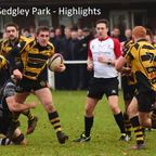 Hinckley Vs Sedgley Park - Highlights