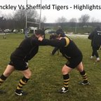 Sheffield Tigers Vs Hinckley - Highlights