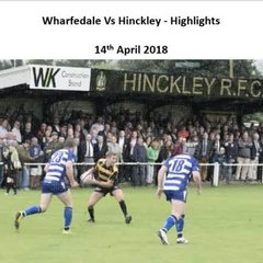 Wharfedale Vs Hinckley - Highlights