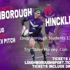 Loughborough Students 17 - 7 Hinckley - Highlights