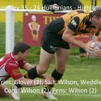 Hinckley 35 - 24 Hullionians - Highlights