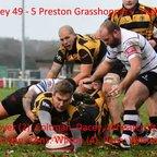 Hinckley 49 - 5 Preston Grasshoppers - Highlights