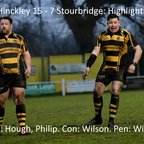 Hinckley 15 - 7 Stourbridge - Highlights