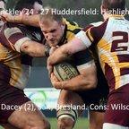 Hinckley 24 - 27 Huddersfield - Highlights