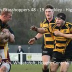 Preston Grasshoppers 48 - 19 Hinckley - Highlights