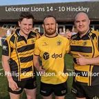 Leicester Lions 14 - 10 Hinckley - Highlights