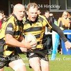 Tynedale 24 - 24 Hinckley - Highlights
