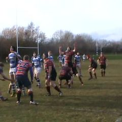 Neil Young's Try v North Shields Sat. 4th March 2017
