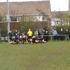 Craig Newlands 2nd try v Blyth Sat. 22nd April 2017