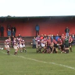 Richie Young's try v Medicals Sat.16th Sept. 2017