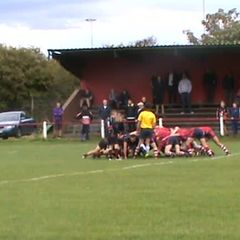 Craig Newlands 1st try v Stockton Sat. 30th Sept. 2017