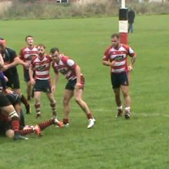Craig Newlands 2nd try v Stockton Sat. 30th Sept. 2017