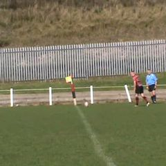 Conversion by Danny Addison v Rovers Sat. 21st April 2018