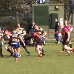 Josh Dixon's try v Ashington Sat. 13th Oct. 2018