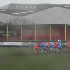 Will Dee's header for U18s against Newcastle Town