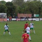Amer Awadh goal against Hitchin