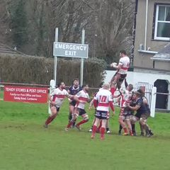 Phil Hinchley bags Town's 3rd try against the leaders